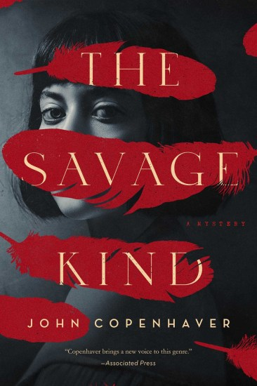 Can't Wait Wednesday | The Savage Kind by John Copenhaver