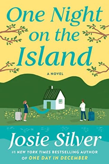 Can't Wait Wednesday | One Night on the Island by Josie Silver