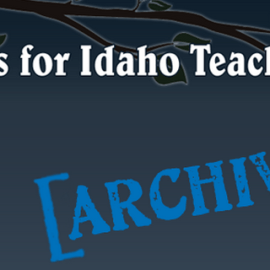 Idaho State Curriculum Guides
