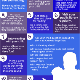 5+ Ways a Parent Can Help a Child Learn to Read