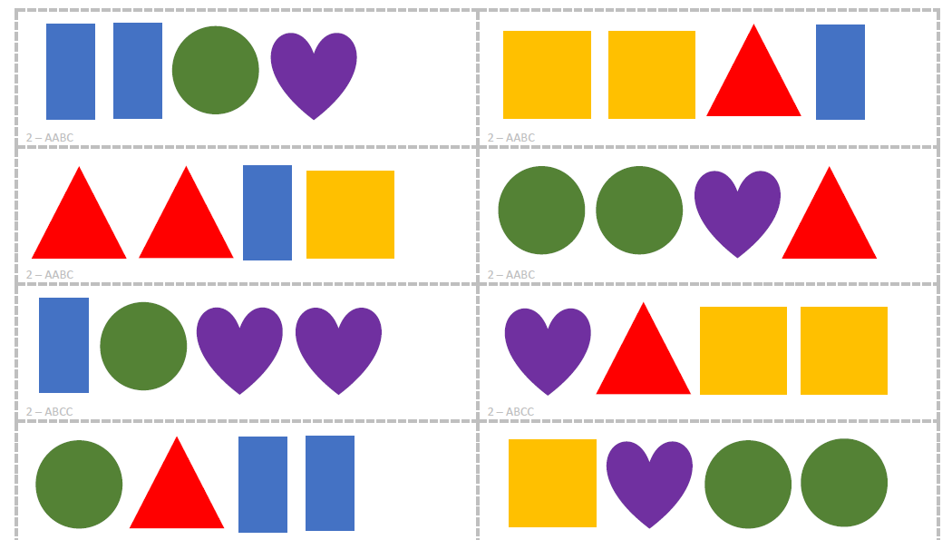 Updated: Lesson Idea: Pattern Starters