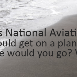 Writing Prompt for August 19: Aviation Day