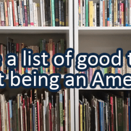 Writing Prompt for September 11: American