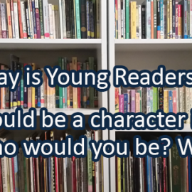Writing Prompt for November 10: Young Readers Day