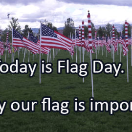 Writing Prompt for June 14: Flag Day!
