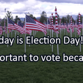 Writing Prompt for November 6: VOTE!