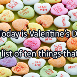 Writing Prompt for February 14: Valentine's