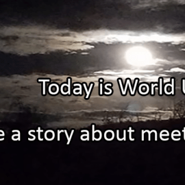 Writing Prompt for July 2: UFO