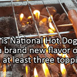 Writing Prompt for July 17: Hot Dog