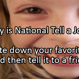 Writing Prompt for August 16: Tell a Joke
