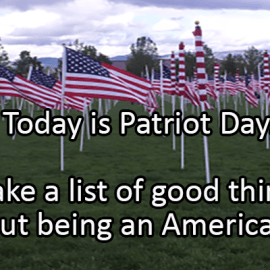Writing Prompt for September 11: Patriot Day