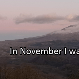 Writing Prompt for November 1: Try This Month