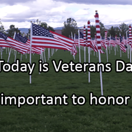 Writing Prompt for November 11: Veterans Day