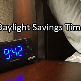 Writing Prompt for November 4: Daylight Savings