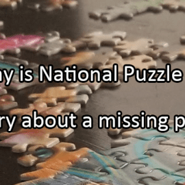 Writing Prompt for January 29: Puzzles