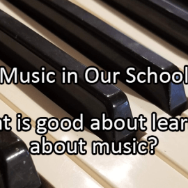 Writing Prompt for March 18: Music in Schools