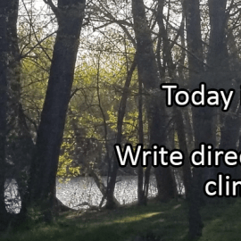 Writing Prompt for April 24: Arbor Day