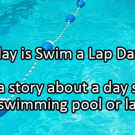 Writing Prompt for June 24: Swimming
