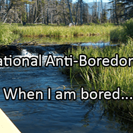 Writing Prompt for July 27: Boredom