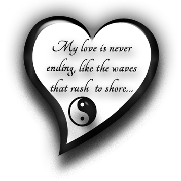 Vow renewal saeside themed yin yang ceremony jersey shore vow renewal