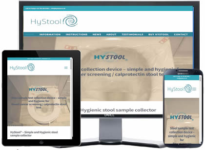 hystool stool test collection device