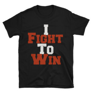 Fortis 'Fight To Win' T-Shirt