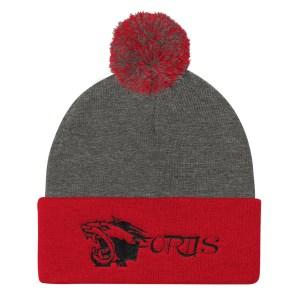 Fortis Pom Pom Knit Hat
