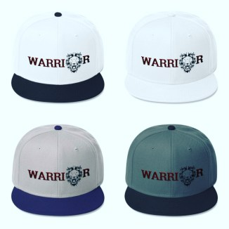 Warrior snapbacks