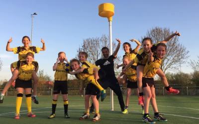 Indeling jeugdselecties 2021-2022, start regionale jeugdcompetitie