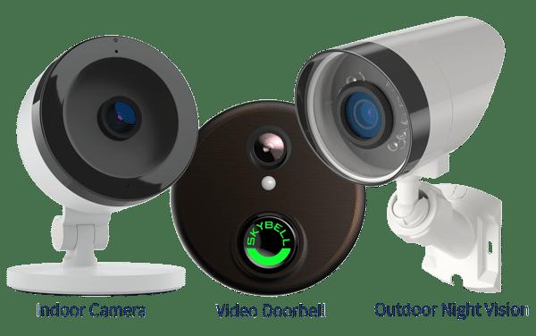 View 360 Camera Options