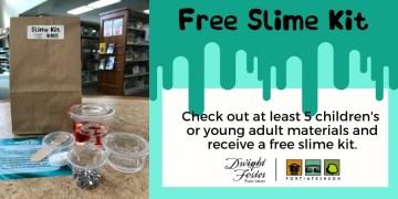 Free slime kit