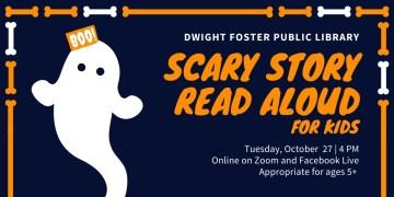 Scary Story program