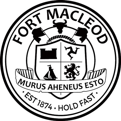 » Council approves new Town of Fort Macleod logo