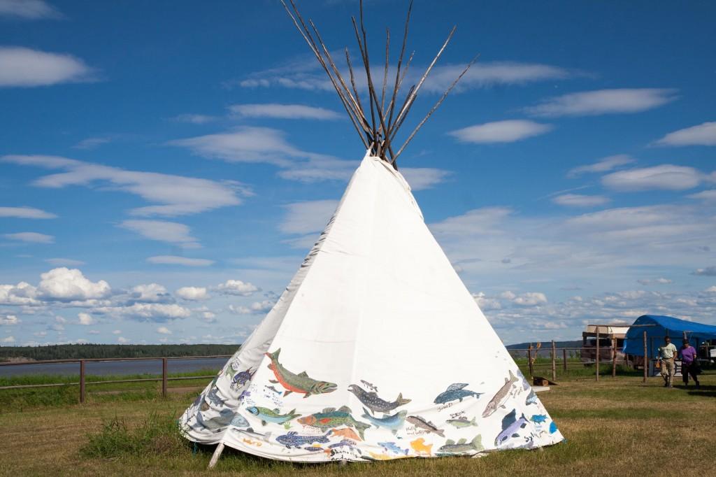 Tipi Setup Instructions  Fort McPherson Tent  Canvas