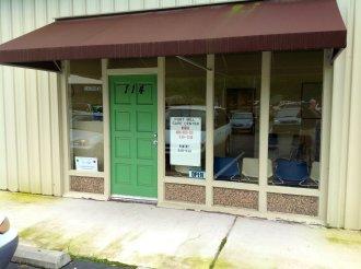 FMCC New Location Green Door
