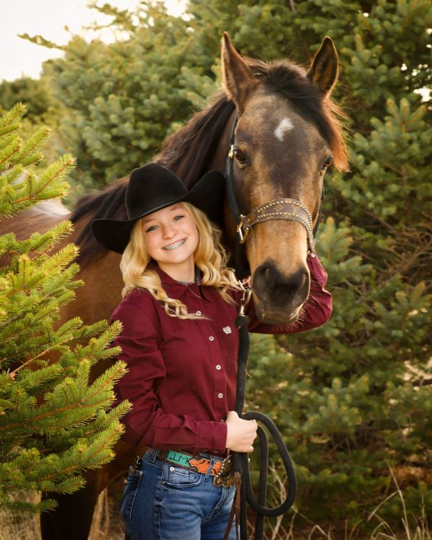 Rodeo Motley Qualifies For Njfr The Fort Morgan Times