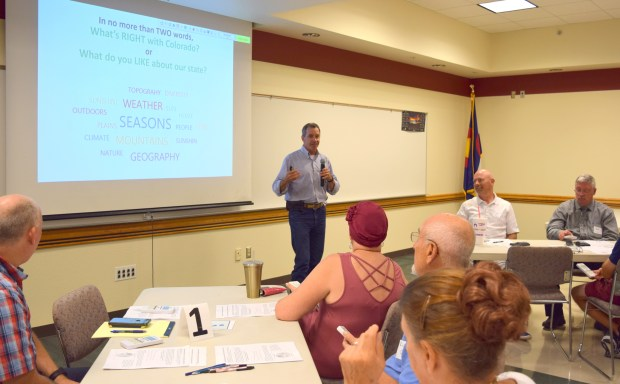 State Government: Building a Better Colorado – The Fort