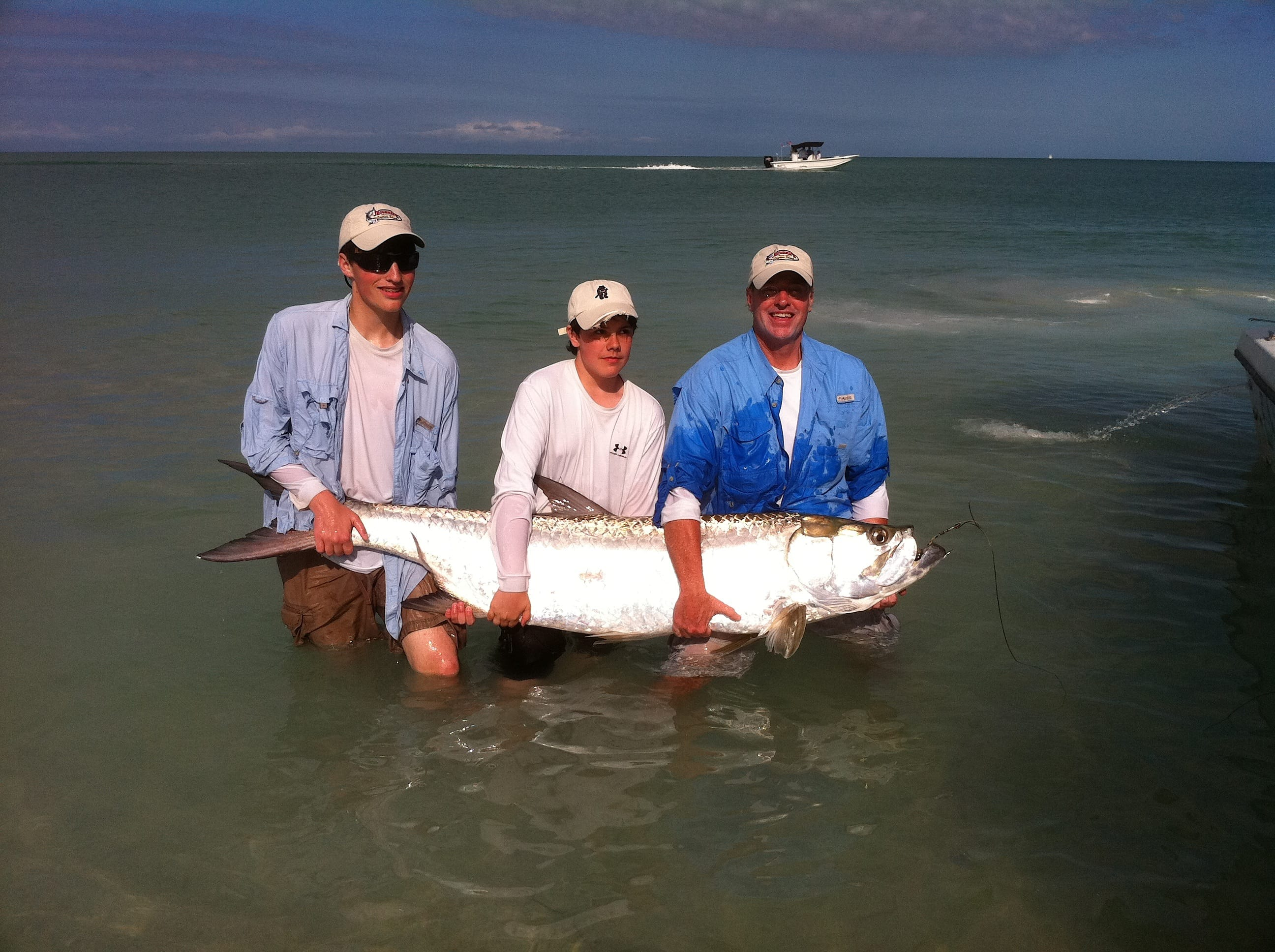 Fort myers fishing report 2 11 13 looking forward to for Half day fishing trips fort myers