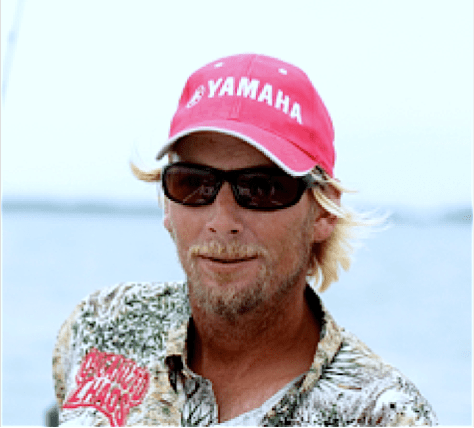 Captain Joey Burnsed, Castaways Marina