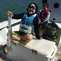 Fort Myers: 4/1/13 Fort Myers Fishing Report ~ great kids fishing!