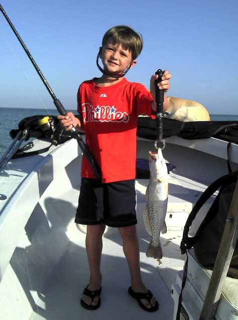 Sea Trout, Grass Flats, 11-5-13, Fort Myers Fishing Report & Fort Myers Fishing Charters.