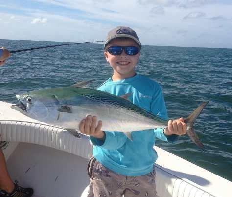 Bonita, False Albacore Tuna, Sanibel, 12-21-13,  Fort Myers Fishing Report & Charters ~ #FortMyersFishing.