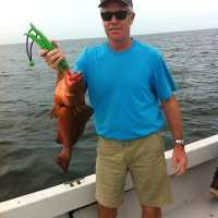 1-2-14, Fort Myers Fishing Report: Strawberry Grouper, Blind Pass Wreck ~ #FortMyersFishing
