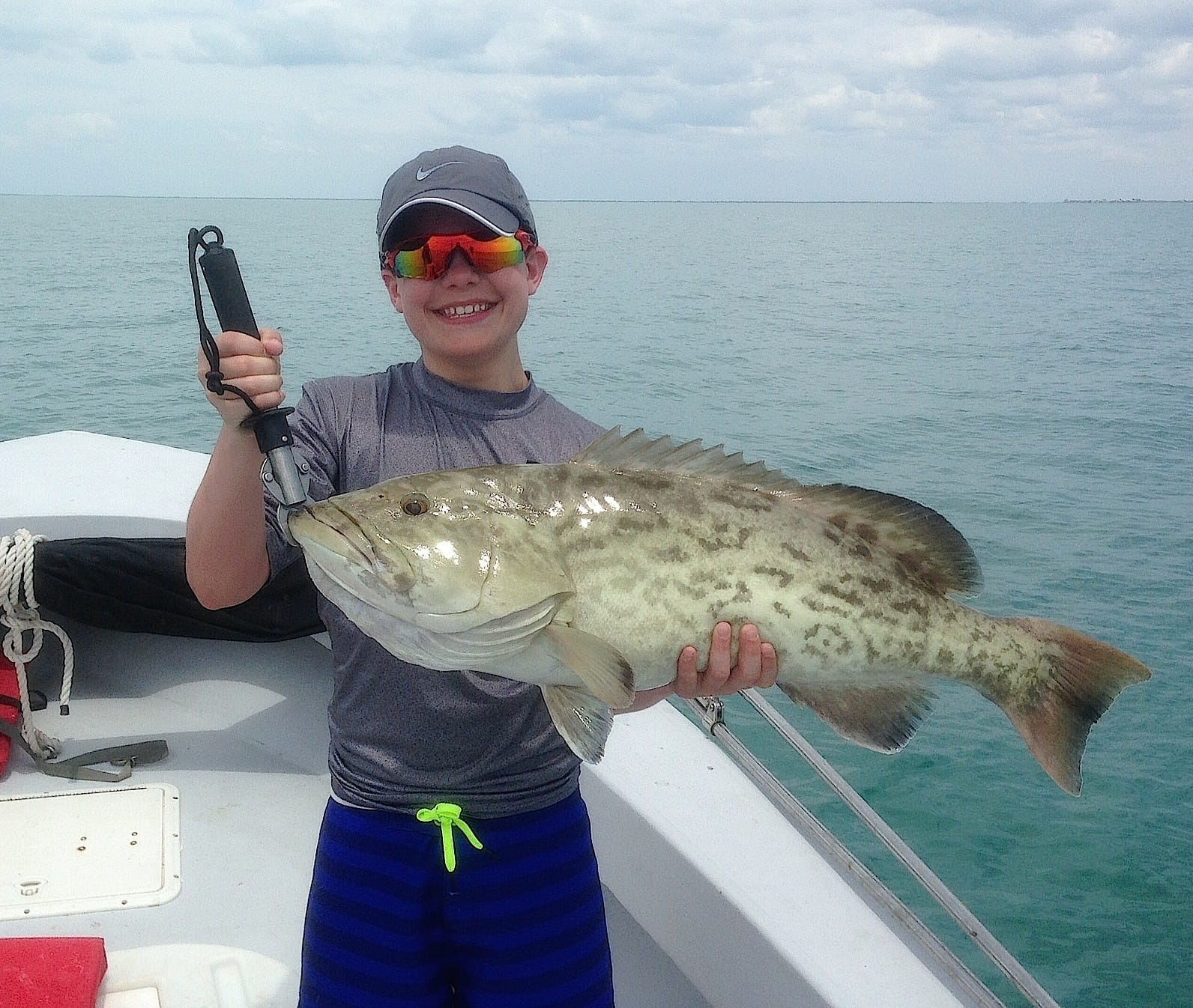 Fort myers fishing report 9 29 14 grouper fortmyers for Fishing charters fort myers