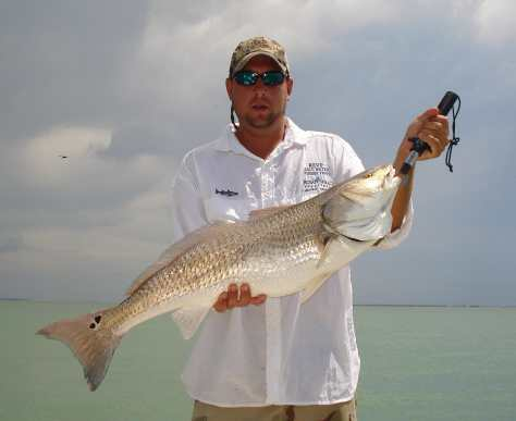 Big Redfish, 8-5-14, Fort Myers Fishing Report & Charters ~ #FortMyersFishing.