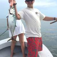 Fort Myers Fishing Report, 10/29/14: False Albacore, Little Tunny ~ #FortMyers