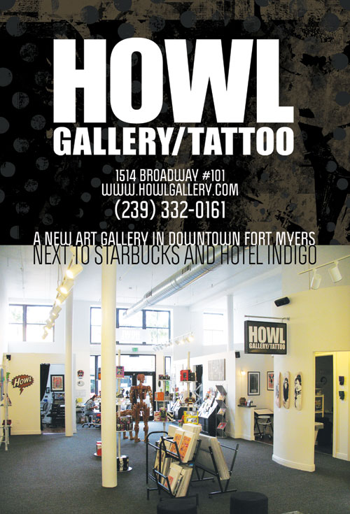 Vanishing tattoos tattoo pictures online for Tattoo shops cape coral