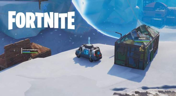 Fortnite Leaks Hint At New Respawn Van Coming Soon Fortnitecrypt