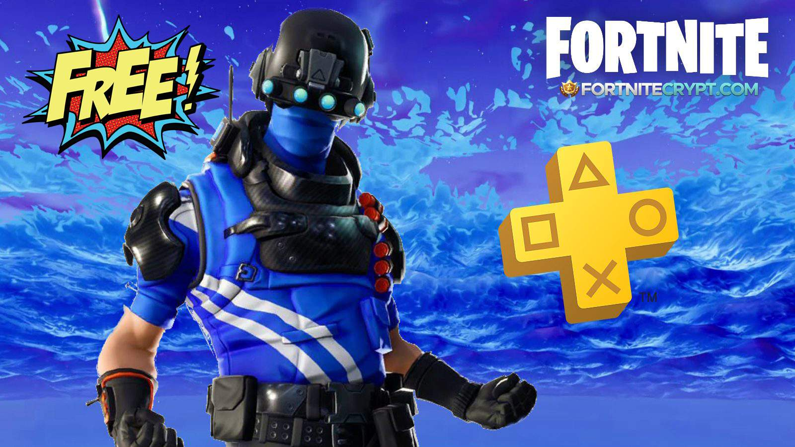 How to get free Fortnite Carbon skin PlayStation Plus pack
