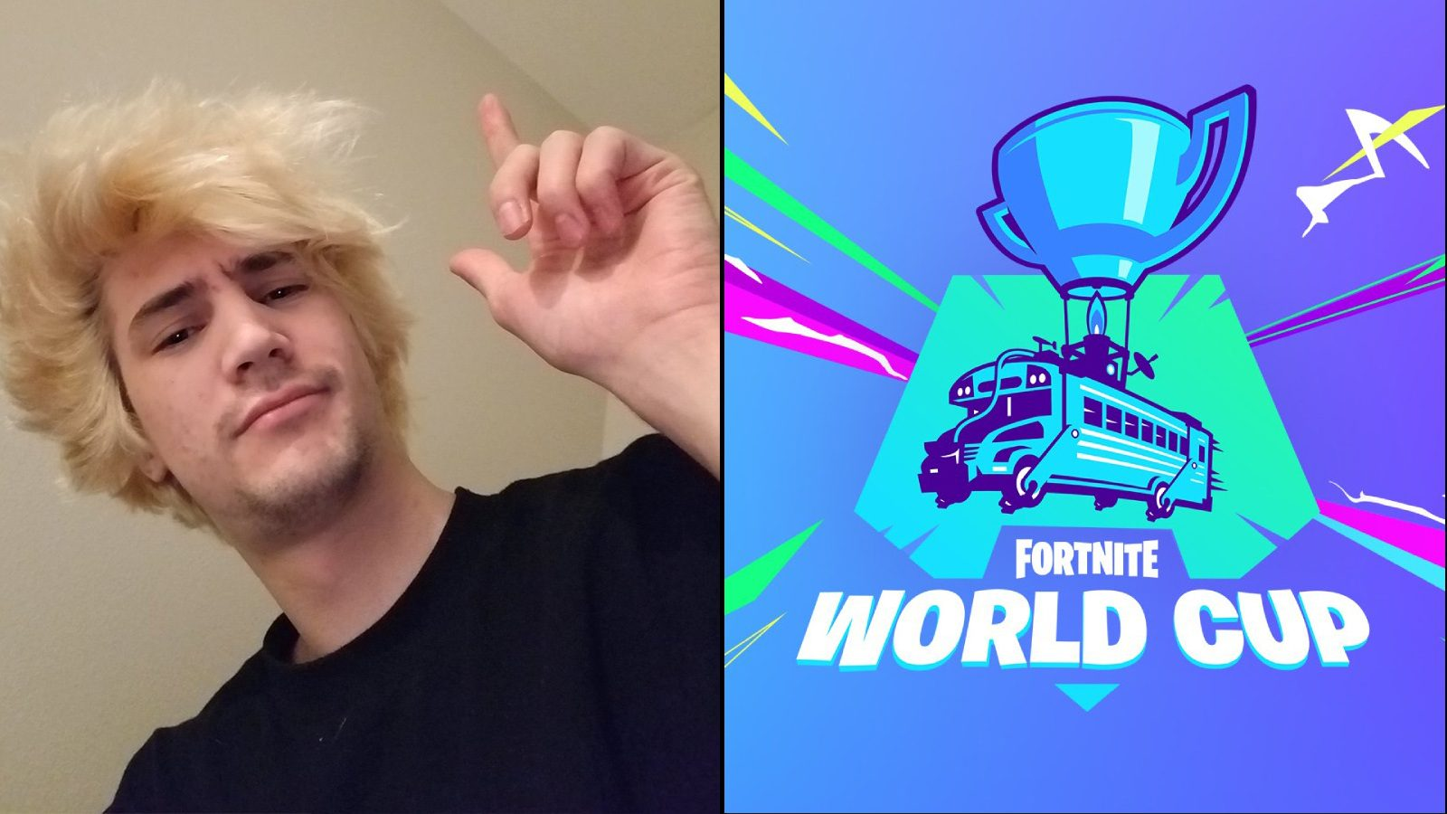 Xqc Brands Competitive Fortnite A Complete Failure Ahead Of 30m World Cup Fortnitecrypt